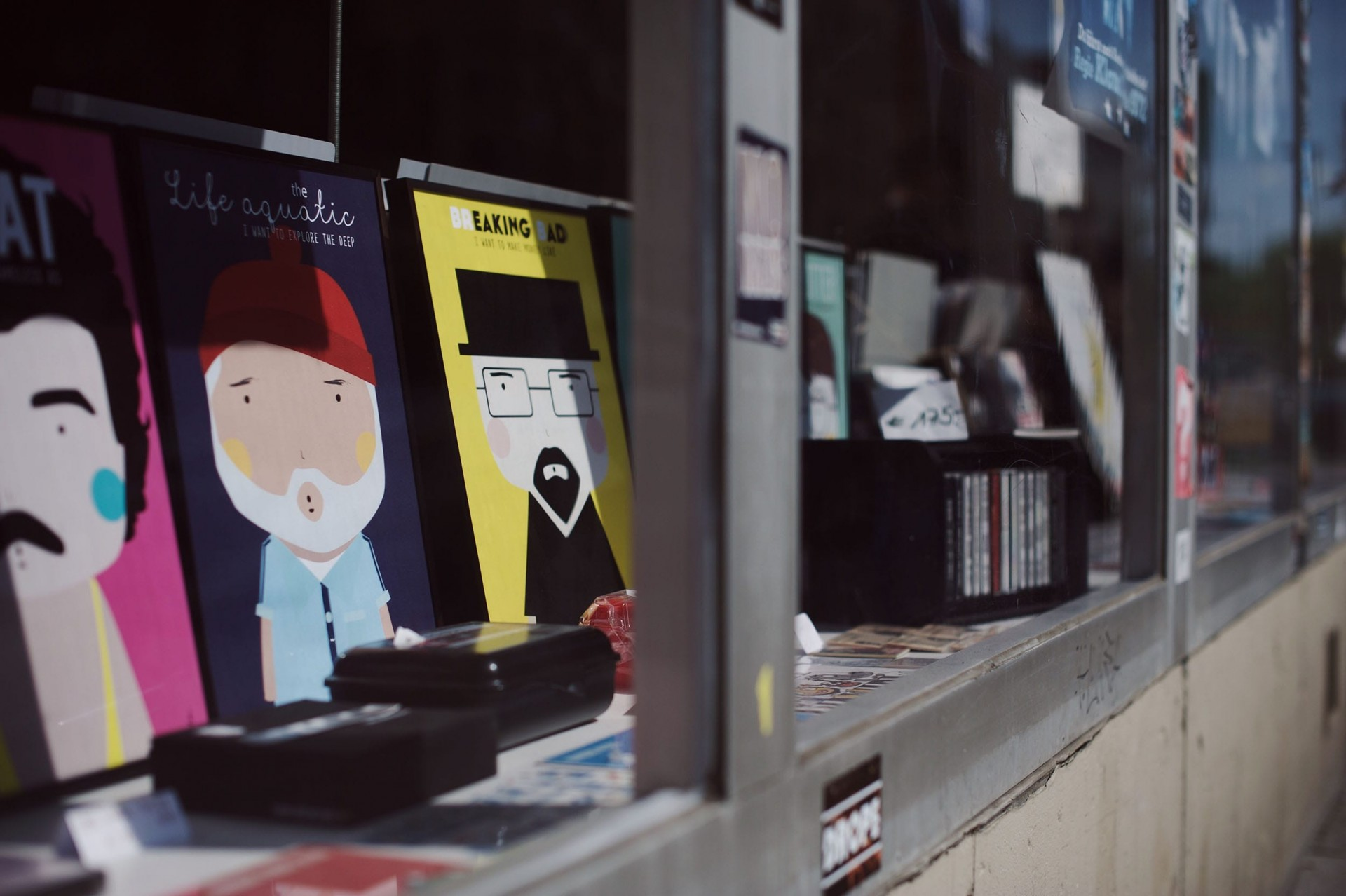 Zardoz-Schallplatten IMPRESSIONEN